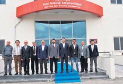 Uşak'ta Teknopark ihracatı artıracak