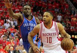 Rockets seriyi 2-0 yaptı