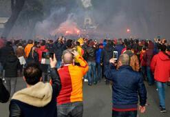 Galatasaray taraftarı İtalyada siyasi krize neden oldu