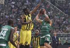 Panathinaikos - Fenerbahçe: 75-80