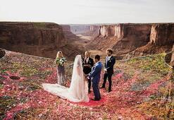 Nefes kesen düğünden nefes kesen kareler
