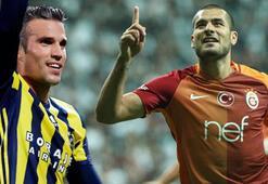 Galatasaray - Fenerbahçe derbisinde golcülerin rekabeti yaşanacak