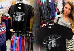 Trabzonspor, Salih Dursun tişörtlerini satışa çıkardı