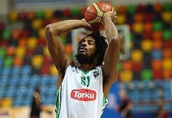 Torku Konyasporlu basketbolcu Williamsın ayağı kırıldı