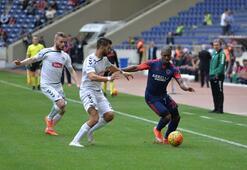 Mersin İdman Yurdu - Torku Konyaspor maçından kareler