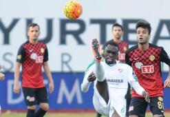 Eskişehirspor: 0 - Bursaspor: 1