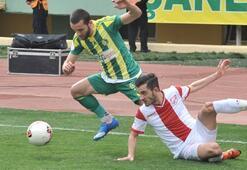 Şanlıurfaspor-Boluspor: 2-2