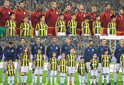 Türk Telekom Arenada 236 milyon euroluk derbi
