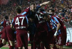 Antalyaspor - Trabzonspor: 0-3 (İşte maçın özeti)