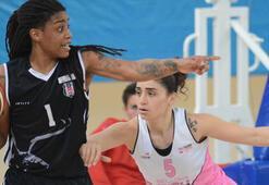 Bellona AGÜ-Beşiktaş: 65-58