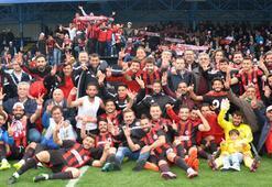 Turgutluspor 3. Lige çıktı