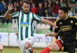 Giresunspor-Evkur Yeni Malatyaspor: 1-1