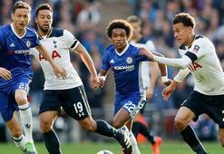 Chelsea-Tottenham: 4-2