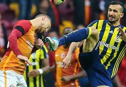 Galatasaray - Fenerbahçe: 0-1 / İşte maçın özeti