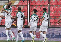 Akhisar Belediyespor-Bursaspor: 5-1