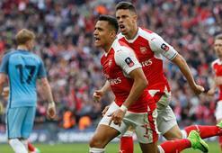 Arsenal-Manchester City: 2-1