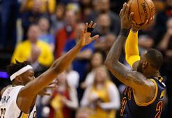 Cleveland Cavaliers, Indiana Pacers serisini 4-0la geçti