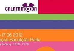 Galata Moda 2012 - 14-17 Haziran Maçka Sanatçılar Parkı