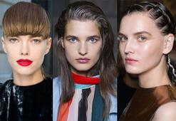 2016 ilkbahar/yaz saç trendleri