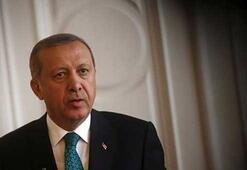 Erdoğan, Ermeni Patrikhanesindeki törene mesaj gönderdi