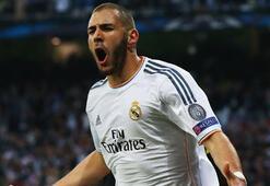 Real Madridde Benzema sakatlandı