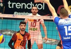 Galatasaray HDI Sigorta-İstanbul Büyükşehir Belediyespor: 3-1