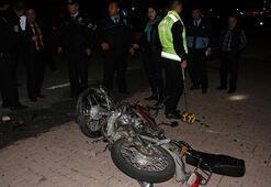 Nevşehirde kaza: 2 yaralı