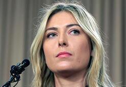 Sharapova kortlara dönüyor 15 ay sonra...