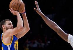 Warriors, Blazersı 4. maçta da mağlup ederek tur atladı