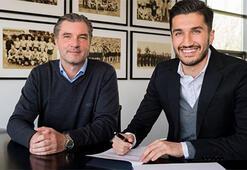 Dortmund, Nuri Şahinin sözleşmesini 2019a kadar uzattı