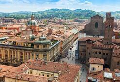 Kültür şehri Bologna