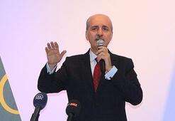 Bakan Kurtulmuş: Oynanan büyük oyunu bozmak için Türkiye güçlü olmalı