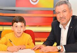 Galatasaraydan minik Yusufa destek