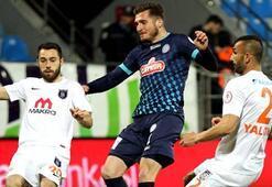 Çaykur Rizespor - Medipol Başakşehir: 1-0