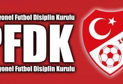 Fenerbahçe ve Galatasaraya PFDK şoku