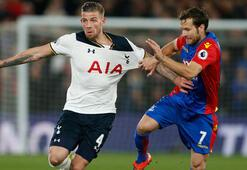 Crystal Palace-Tottenham: 0-1