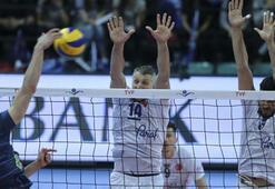 Halkbank-Arkas Spor: 3-1