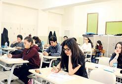 Türkçe sevindirdi matematik zorladı