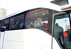Play-off faturası: Otobüs cezası