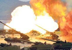 ABD Güney Kore'ye yığınak yapıyor
