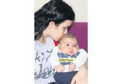 SMA hastası bebek, yardım eli bekliyor