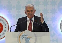 Başbakan Yıldırımdan Afrika ülkelerine FETÖ uyarısı