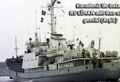 Son Dakika: Karadenizde Rus savaş gemisi ile kargo gemisi çarpıştı 78 personel...