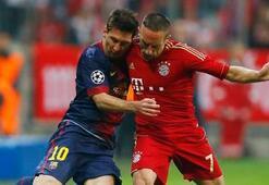 Messi: Ribery, ödülü hak etti