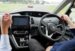 Nissan'dan sürücüsüz otomobiller için önemli adım