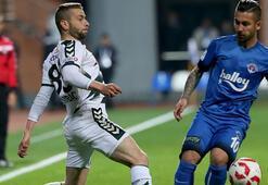 Kasımpaşa- Atiker Konyaspor: 3-2