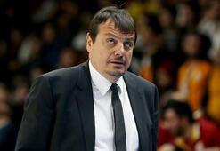 Ergin Ataman: Fenerbahçeyi kıskanıyorum