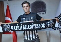 Nazilli Belediyespor, Fenerbahçenin genç oyuncusu Görkemle imzaladı