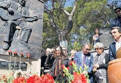Ali Ekber Çiçek Edremit'te anıldı