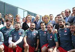 1. Spor ve Kültür Şenliği Rivada yapıldı